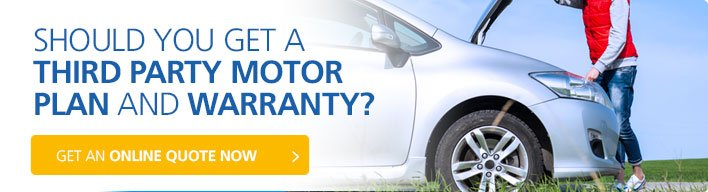 Should You Get A Third Party Motor Plan