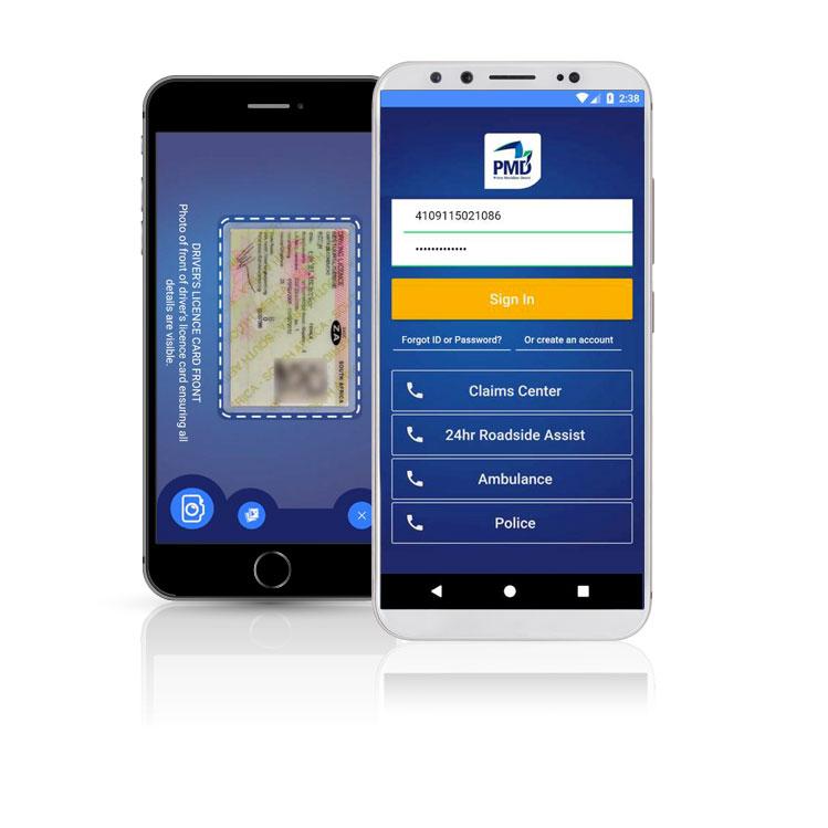 PMD App | Download | Insurance App | Prime Meridian Direct